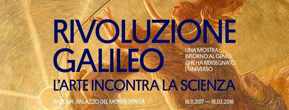 """Galileo, la """"rivoluzione"""" incontra l'arte a Palazzo del Monte di Pietà"""