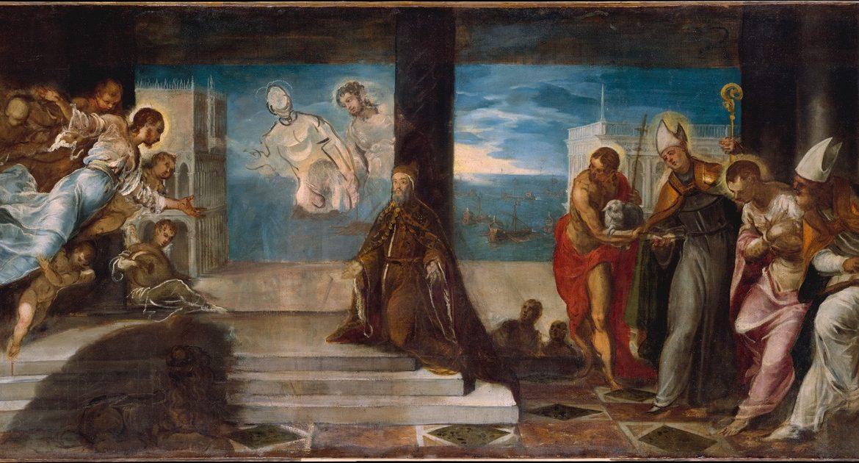 Venezia celebra i 500 anni di Tintoretto: dal 7 settembre 2018 la sua arte in due prestigiose sedi