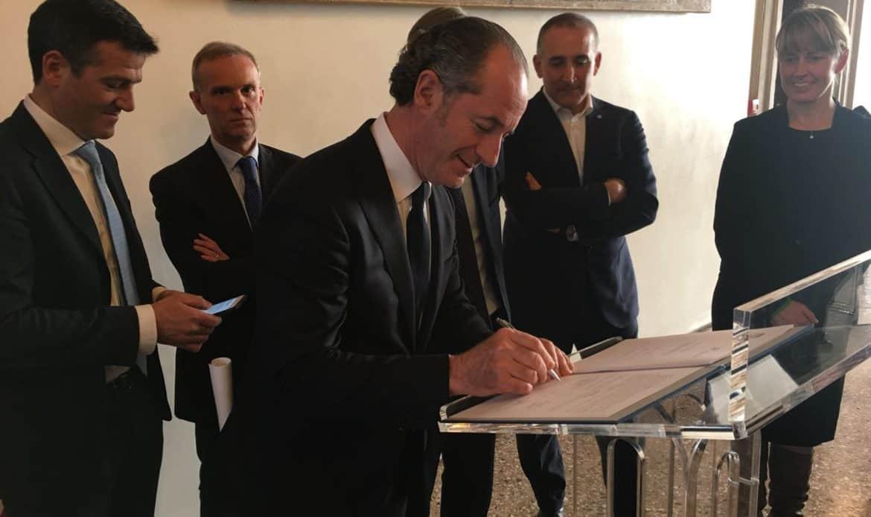 Veneto, in arrivo 78 nuovi treni Delrio: siete la prima regione.  Zaia: ora abbonamenti agevolati