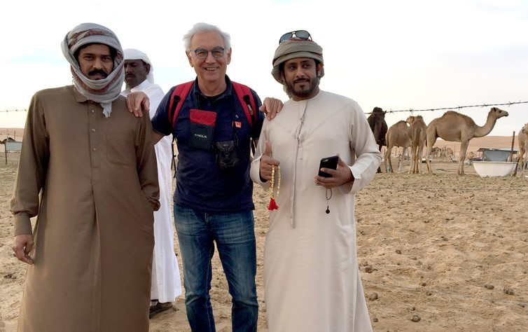 5. incontri nel deserto