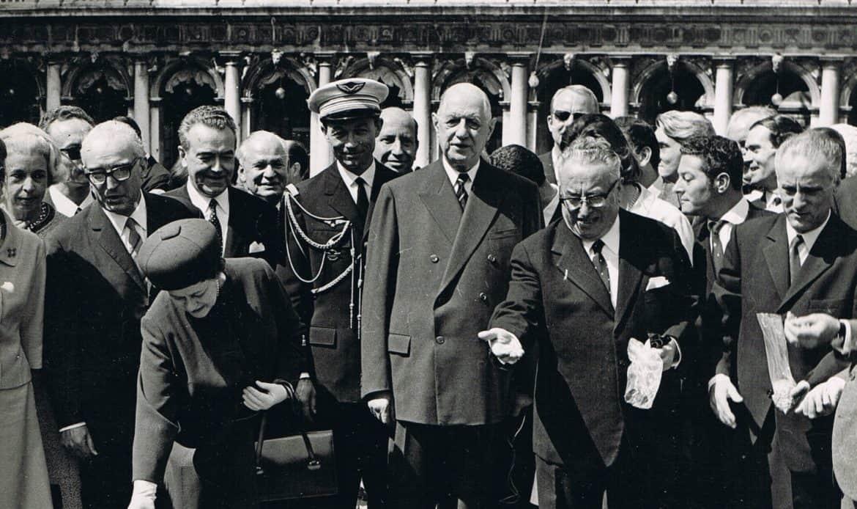 Venezia anni 50-60. L'abolizione dei premi primo contraccolpo sulla Biennale di Arti visive