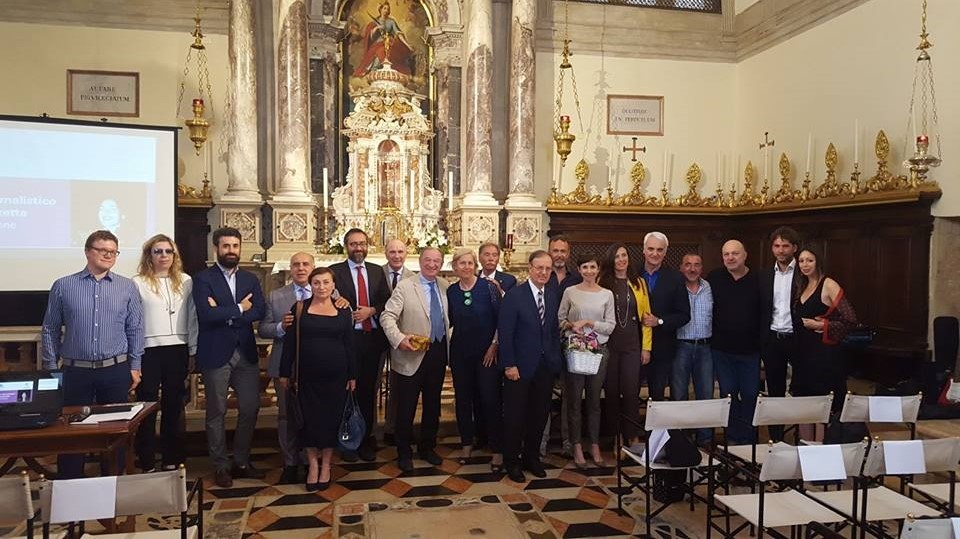 """Sesta Edizione """"Premio Giornalistico Giorgia Iazzetta"""": quest'anno in corsa anche le Ulss"""