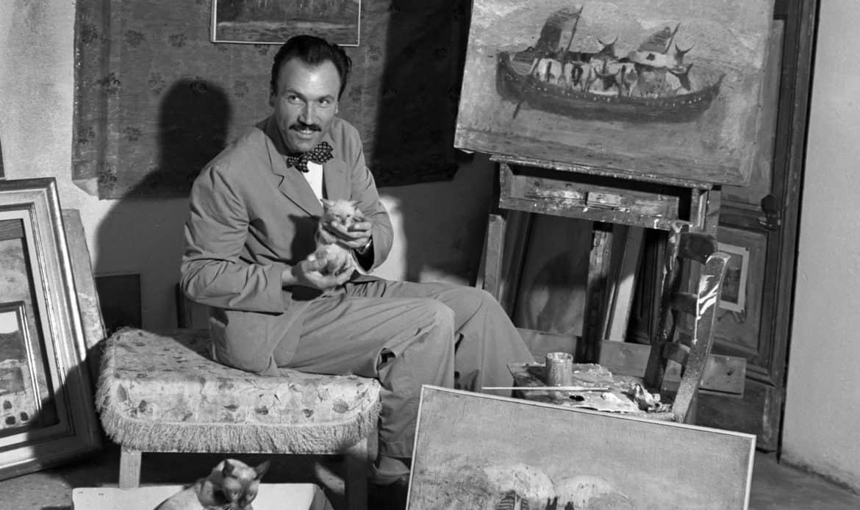 Arte del '900 al Fortuny a Venezia Zoran Music e la Collezione Merlini