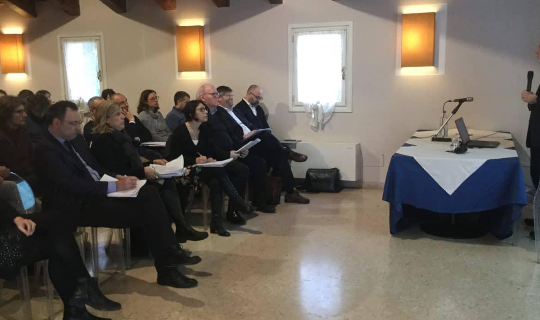 Tiziana Boggian alla guida delle cooperative sociali padovane: non semplici fornitori di servizi