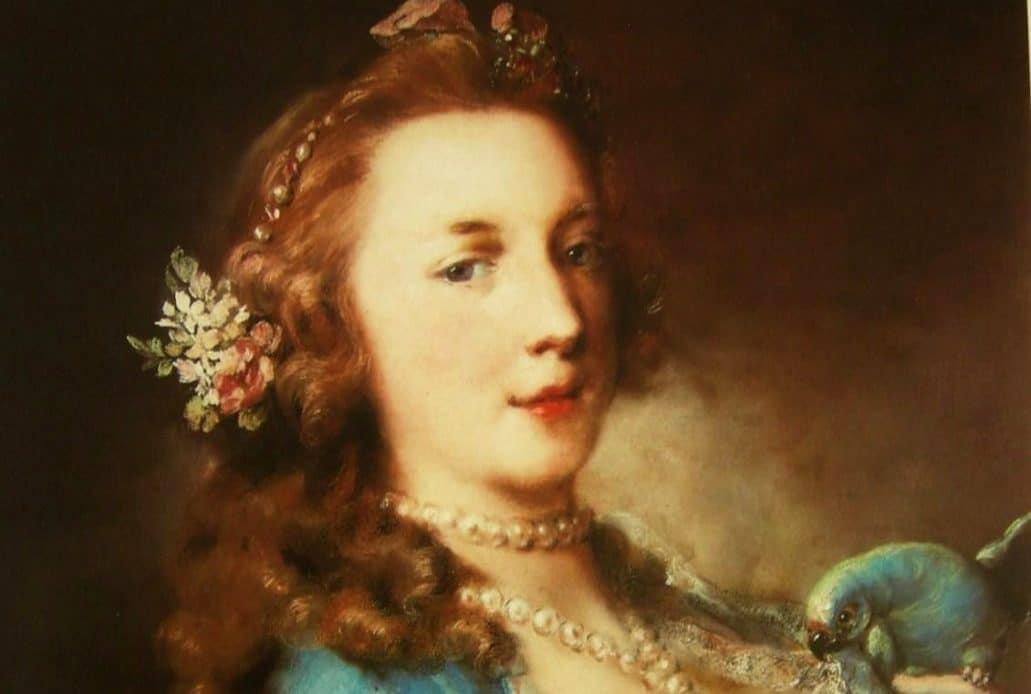 La pittrice Rosalba Carriera rivive a Venezia a Ca' Rezzonico