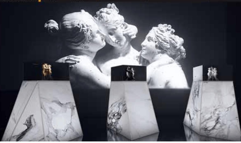 Magister Canova, a Venezia il processo creativo dello scultore