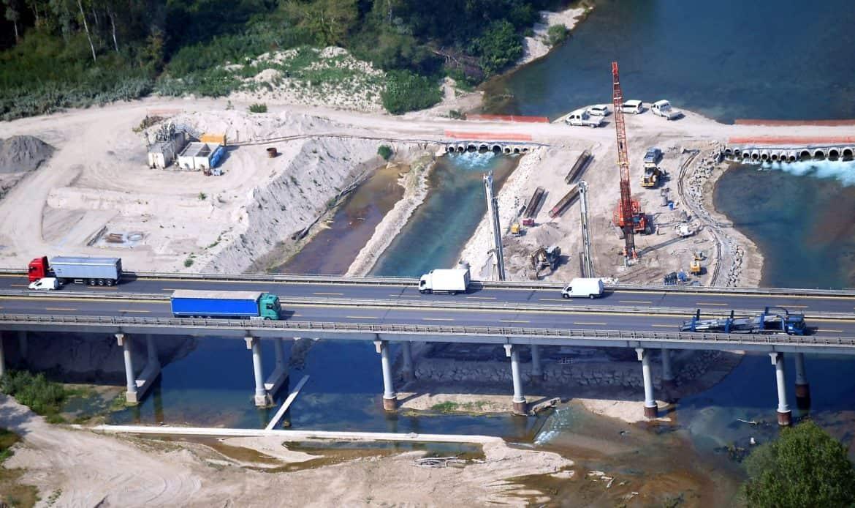 """#laterzacorsiasifastrada"""": campagna d'informazione sui lavori  sulla Venezia-Trieste"""