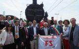 """Inaugurata la riapertura della ferrovia Sacile – Gemona. Fedriga: """"Il merito va alle comunità"""""""