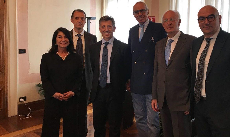 Perfezionato a Udine l'ingresso di Mediocredito Fvg nel Gruppo Iccrea