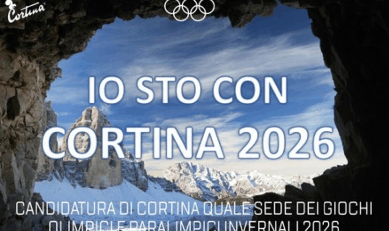 "Olimpiadi 2026. Zaia: ""Gioia per candidatura di Cortina. Grazie a Malagò"""