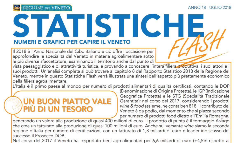 Agroalimentare, in Veneto la filiera corre più dell'economia regionale: settore da 14,5 miliardi