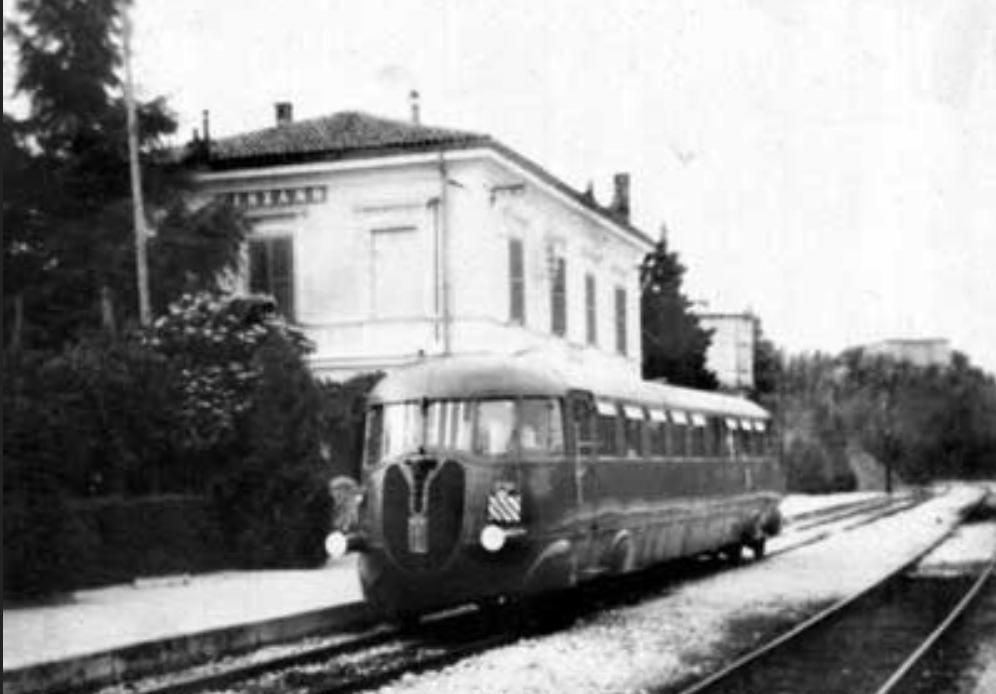 Inaugurazione della Ferrovia turistica pedemontana del FVG