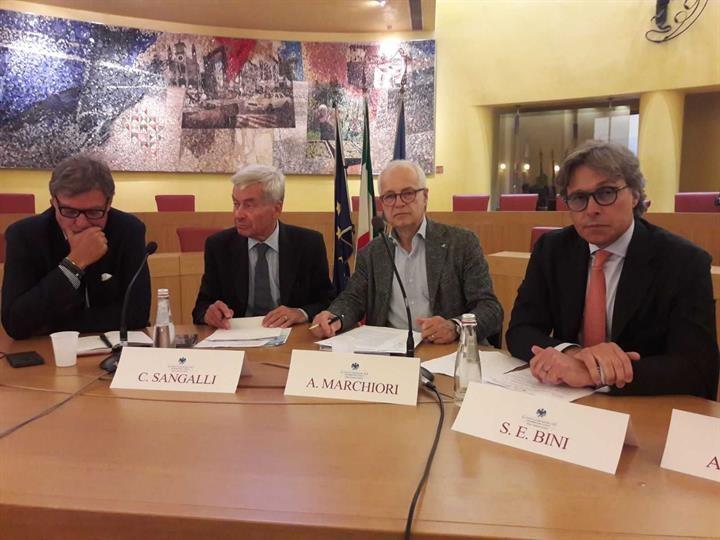 Cambio al vertice della Confcommercio regionale del Fvg: Alberto Marchiori cede il testimone a Giovanni Da Pozzo