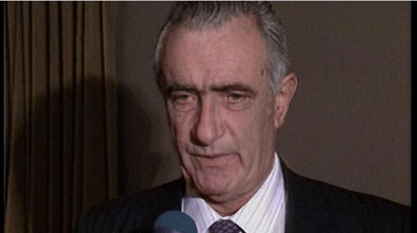 E' morto l'ex senatore udinese Giuseppe Tonutti, a palazzo Madama per 11 anni e già segretario nazionale amministrativo della Dc