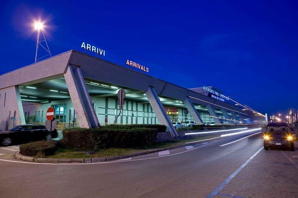 Ok della Giunta regionale alla cessione ad un nuovo socio investitore del 55% delle quote di Aeroporto Fvg