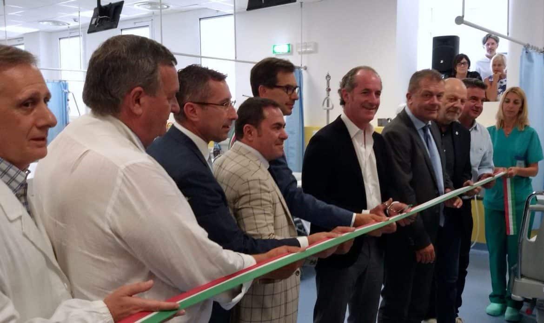 Nuova dialisi all'Ospedale di San Donà di Piave: costo 2 milioni e 20 posti letto. Pazienti monitorati anche via web