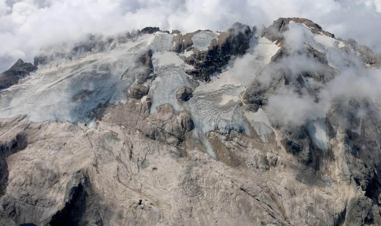 Il reportage, i ghiacciai visti dall'alto. Per i giganti il 2018 sarà un altro anno di crisi