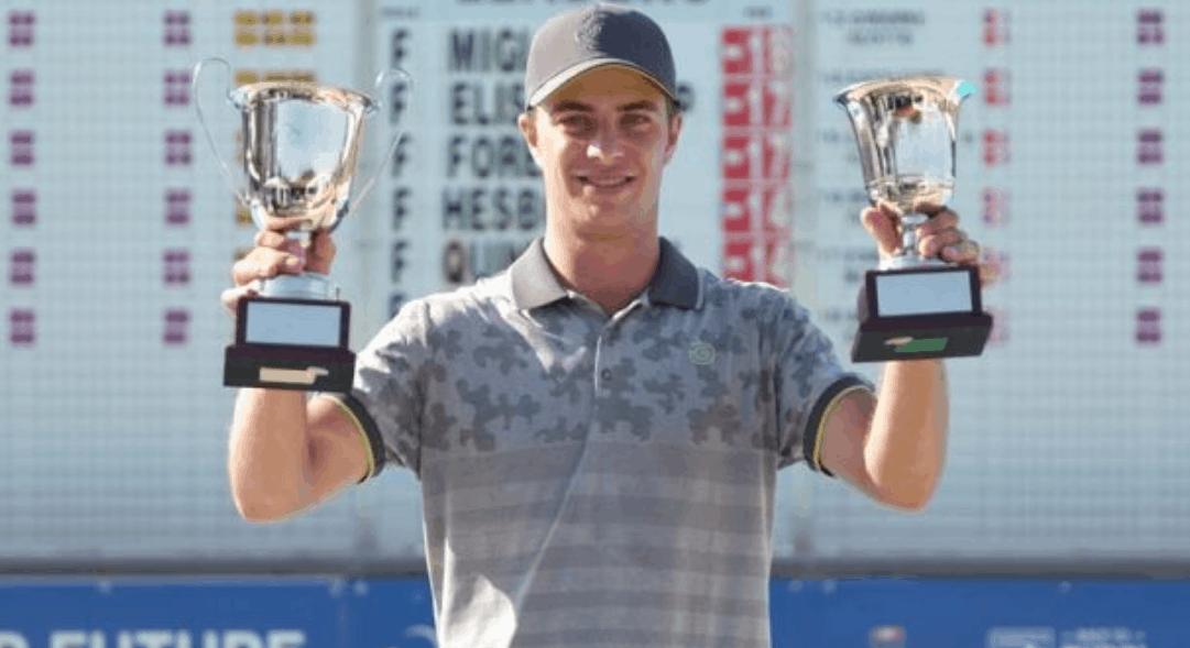 Golf. Il vicentino Guido Migliozzi vince di nuovo in Abruzzo