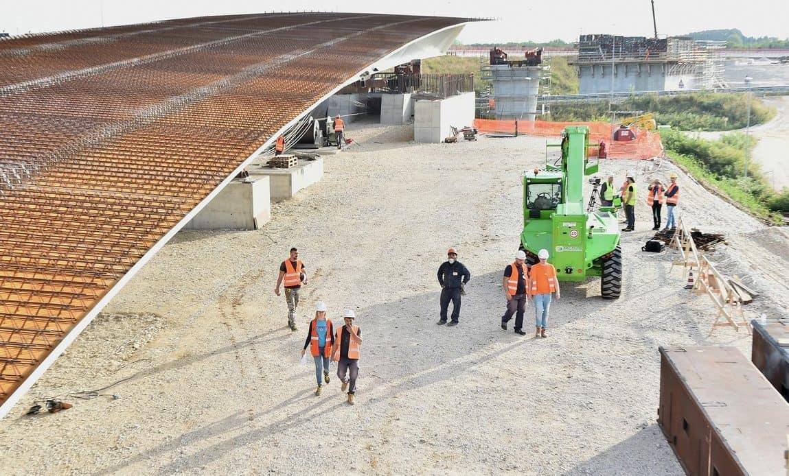 Ogni anno un investimento di 14 milioni di euro da parte di Autovie Venete per le 1.334 opere d'arte presenti sulla rete autostradale in concessione