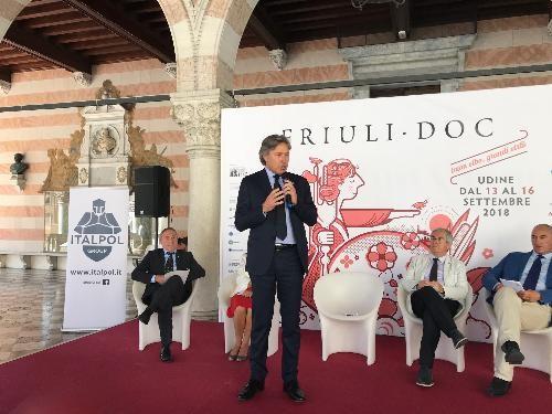 Buon cibo, grandi virtù: dal 13 al 16 settembre a Udine la 24ima edizione di Friuli Doc