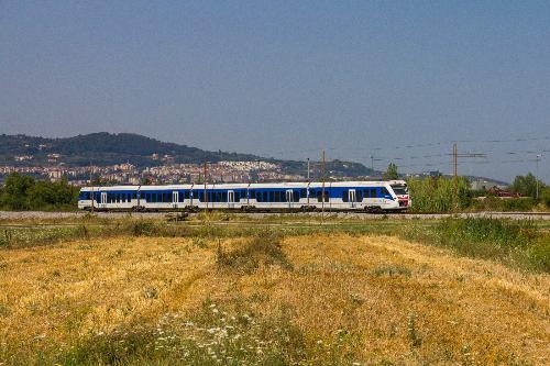 Dal 9 settembre il via nel capoluogo giuliano del nuovo collegamento ferroviario Udine, Trieste e Lubiana