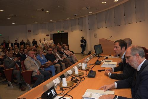 A Udine gli stati generali della sanità con Fedriga e Riccardi per illustrare lo schema della riforma