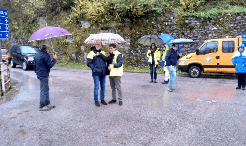 Fvg, torna la pioggia. Non si ferma la  mobilitazione: stanziamento del Governo di 40 milioni per prevenire il dissesto idrogeologico