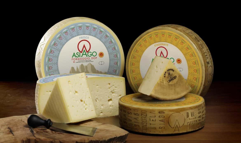 Doppietta Asiago DOP ai World Cheese Awards. La specialità veneto-trentina tra i top formaggi mondiali