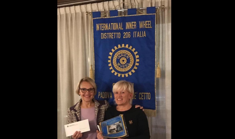 Inner Wheel Club Padova Sibilla De Cetto: una realtà femminile di servizio nella città di Padova