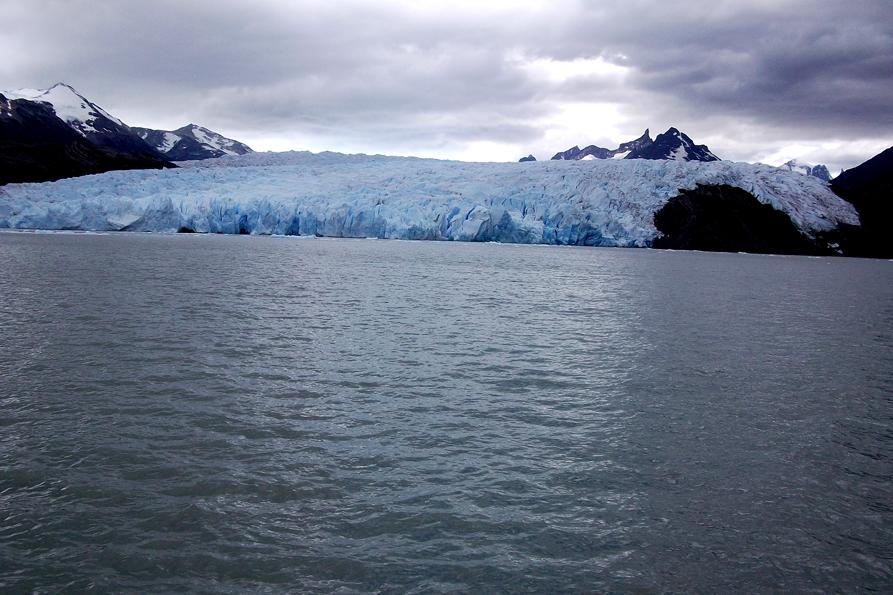 6 fronte del ghiacciaio Grey