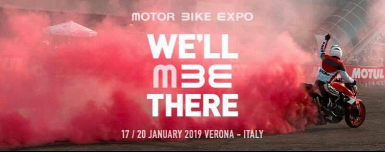 Tutto pronto a Verona per il Motor Bike Expo 2019