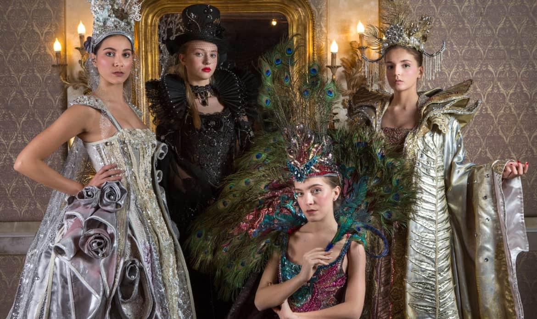 Donne regine dell'anima per il ballo da sogno del Carnevale 2019