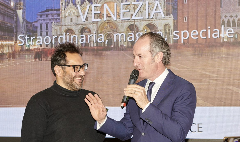 """WWW.Veneto.eu, il nuovo portale del turismo veneto. Zaia: """"Un soccorso digitale ad una regione che ha tanto da offrire"""""""