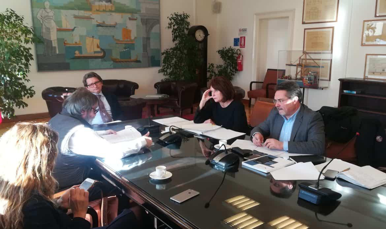 Trieste, siglato il patto per il lavoro  tra la Regione e l'Autorità di Sistema Portuale