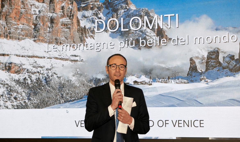 Turismo e turisti in Veneto: uno studio della regione. Trend in crescita