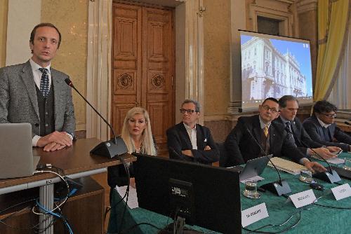 Convegno a Trieste sul ruolo del giornalismo nella diffusione della memoria dell'esodo giuliano – dalmata con il Governatore Fedriga
