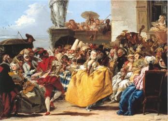 Mostre. L'età di Canaletto splendori e miserie dell'ultima Serenissima