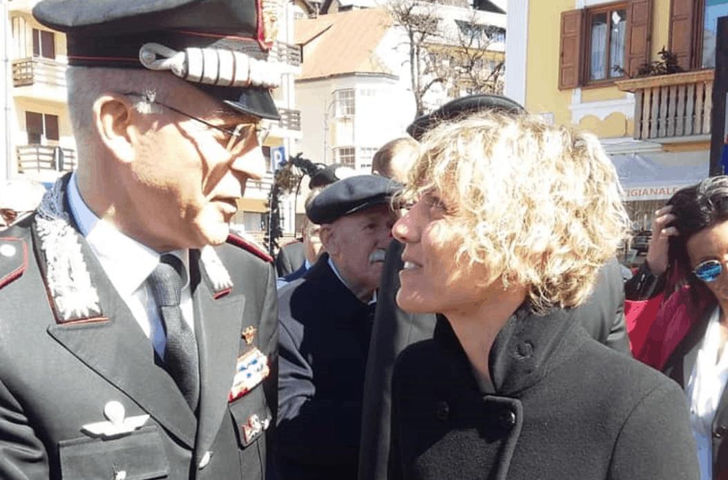 Il Comandante Generale dell'Arma al ricordo del 75° anniversario della morte dei 12 carabinieri uccisi a Malga Bala