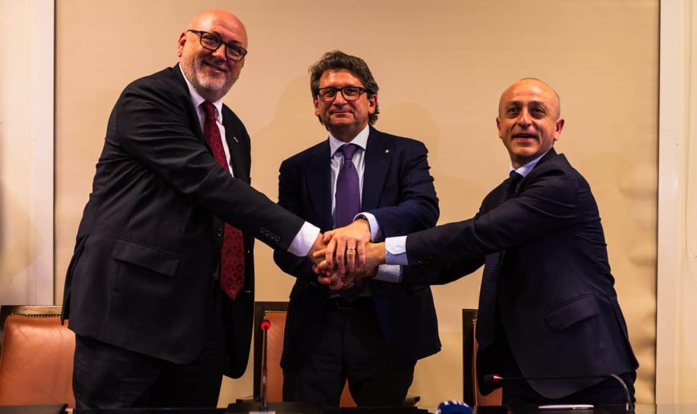 Il Porto di Trieste firma due memorandum d'intesa per lo sviluppo ferroviario verso il centro-est europa