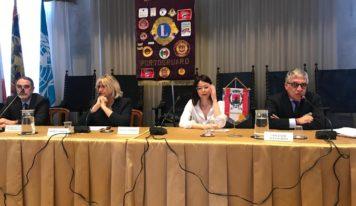 """Lucia Annibali e la violenza di genere: """"Dare punti di riferimento alle donne che chiedono aiuto"""""""