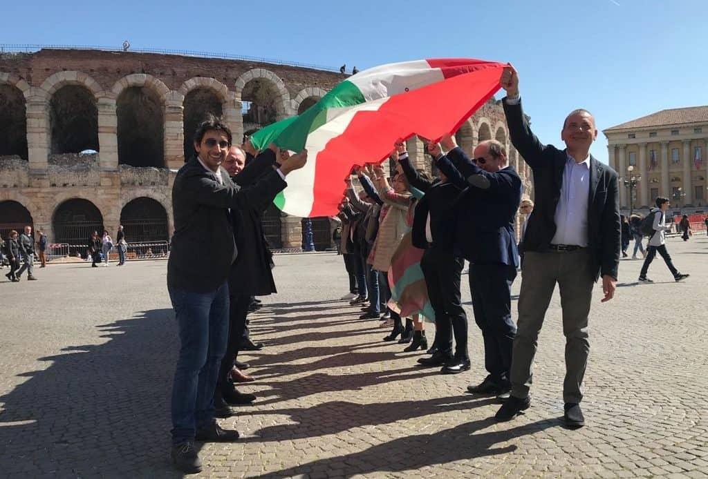 """Giorgetti: """"Oggi 35 amministratori veneti aderiscono a Fratelli d'Italia"""""""