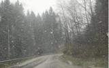 Clima pazzerello. Positive le nevicate, decisamente meno la grandine