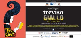 Fabio Visintin, noto illustratore, dona al festival Treviso Giallo un'illustrazione