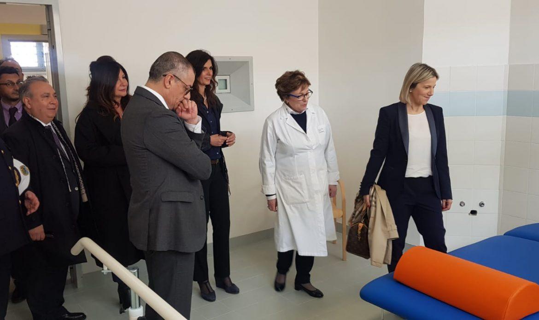 "Carcere: inaugurata sezione di cure intensive a Rovigo. Lanzarin: ""Veneto garantisce assistenza a tutti i detenuti"""