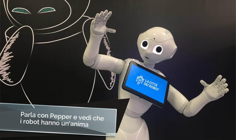 La città dei robot: imparare divertendosi