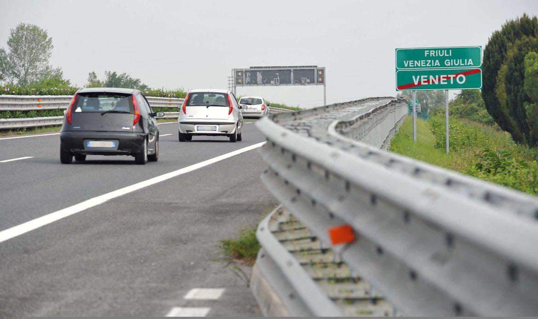 Terza corsia. Chiusure e deviazioni del traffico durante la settimana tra la A4 e la A28