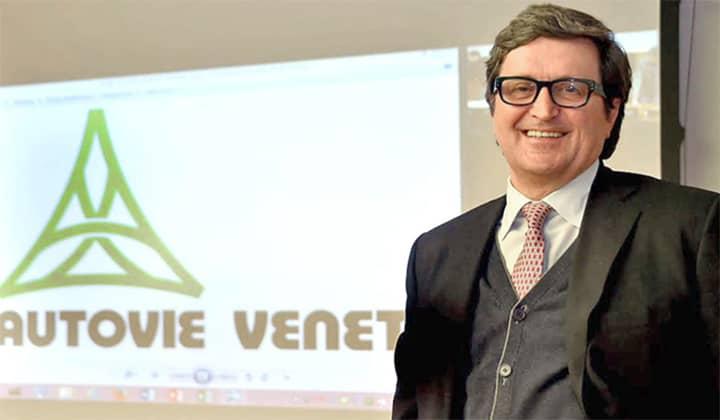 Consiglio Autovie Venete, Castagna riconfermato presidente fino a dicembre 2019