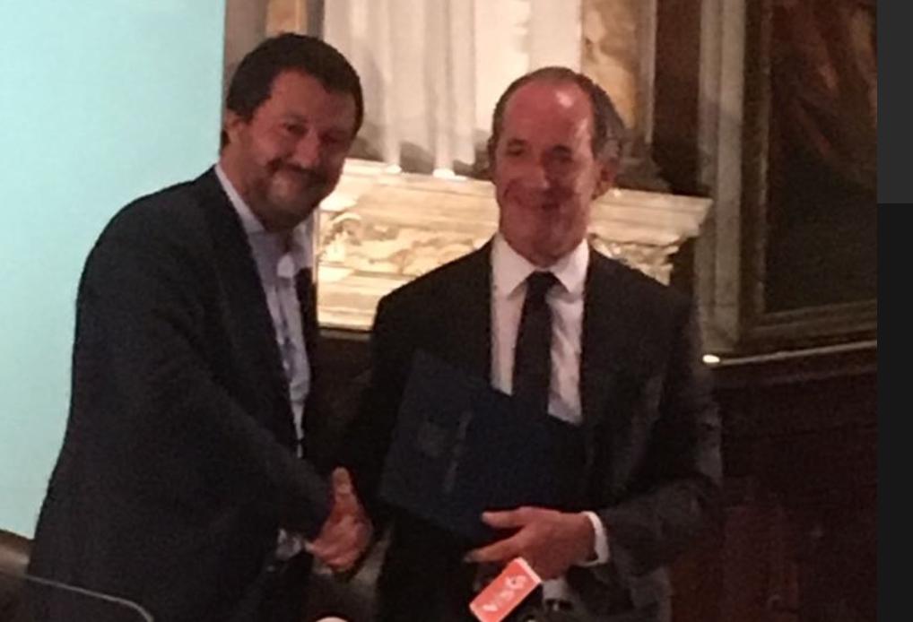Autonomia, altro rinvio Salvini-Zaia ostaggi di Conte e Di Maio
