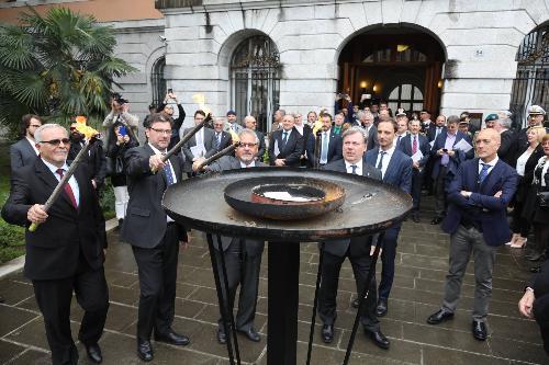 Grande Guerra. A Gorizia cerimonia con Italia, Austria, Slovenia e Ungheria