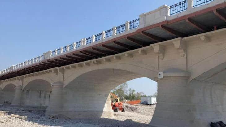 Riaperto lo storico ponte della Priula